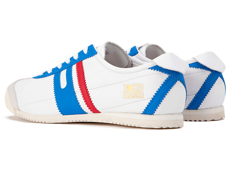 DELEGATION 64 WHITE/ELECTRIC BLUE 9 FL