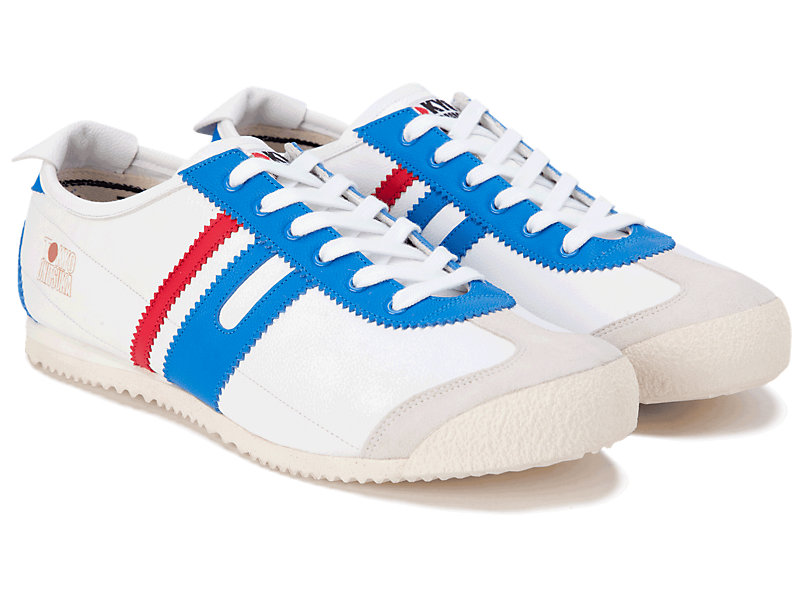 DELEGATION 64 WHITE/ELECTRIC BLUE 5 FR