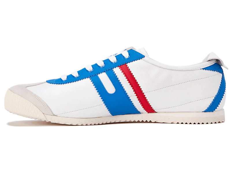 DELEGATION 64 WHITE/ELECTRIC BLUE 13 LT