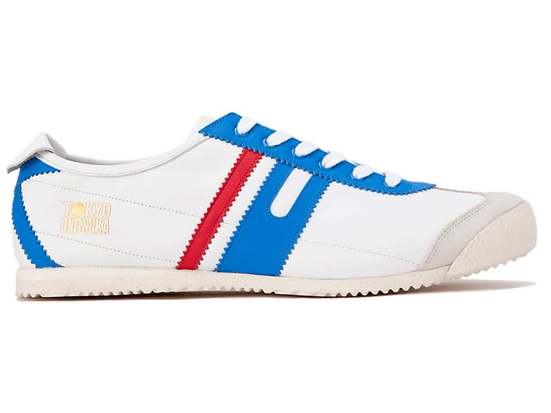DELEGATION 64 WHITE/ELECTRIC BLUE 1 RT
