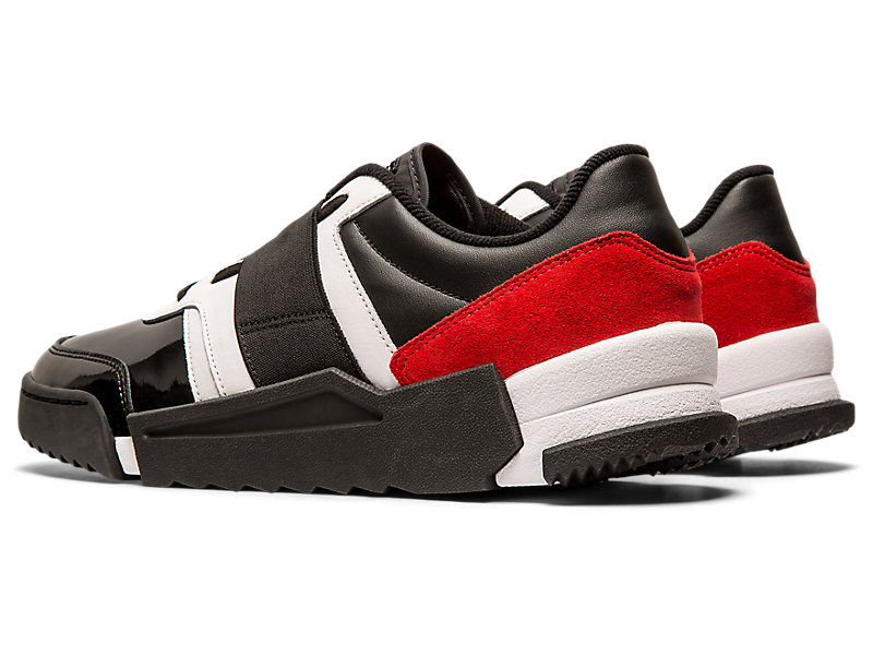D-TRAINER BLACK/CLASSIC RED 9 FL