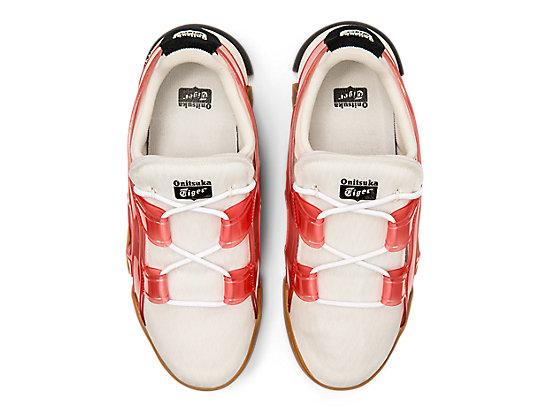 BIG LOGO RUNNER SANDAL RED/WHITE
