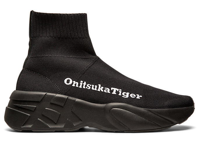 Alternative image view of P-TRAINER KNIT, BLACK/BLACK