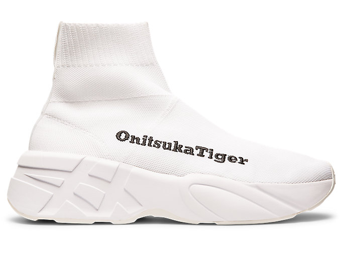 Alternative image view of P-TRAINER KNIT, WHITE/WHITE