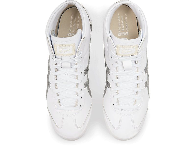 MEXICO MID RUNNER WHITE/SILVER 21 TP