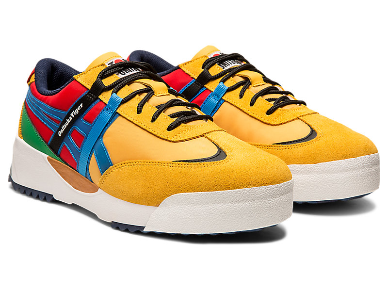 DELEGATION EX TIGER YELLOW/ELECTRIC BLUE 29 Z