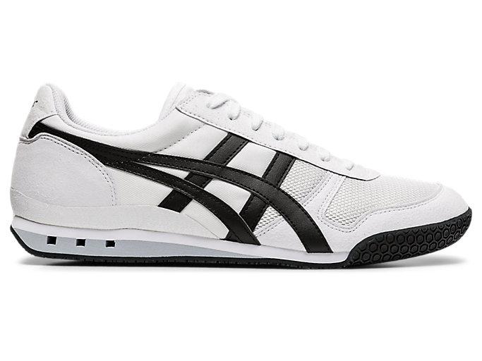 Unisex ULTIMATE 81 | White/Black | Shoes | Onitsuka Tiger