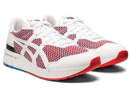 REBILAC RUNNER CLASSIC RED/WHITE
