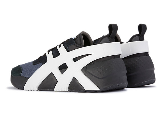 BIG LOGO TRAINER 2.0 BLACK/WHITE