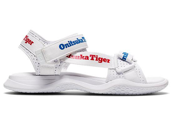 OHBORI STRAP WHITE/CLASSIC RED