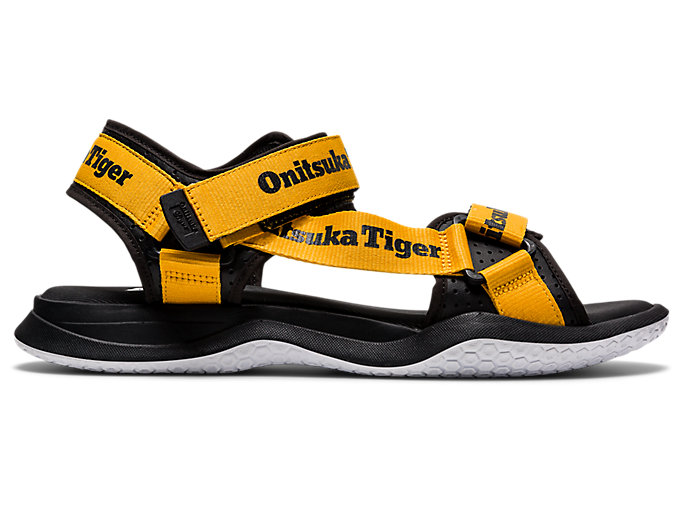 Alternative image view of OHBORI STRAP, Tiger Yellow/Black