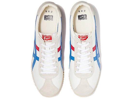 MOAL 77 NM WHITE/DIRECTOIRE BLUE