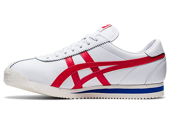 TIGER CORSAIR WHITE/CLASSIC RED
