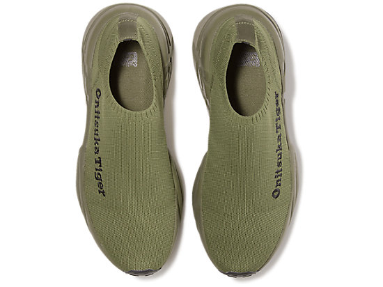 P-TRAINER KNIT LO SMOG GREEN/SMOG GREEN