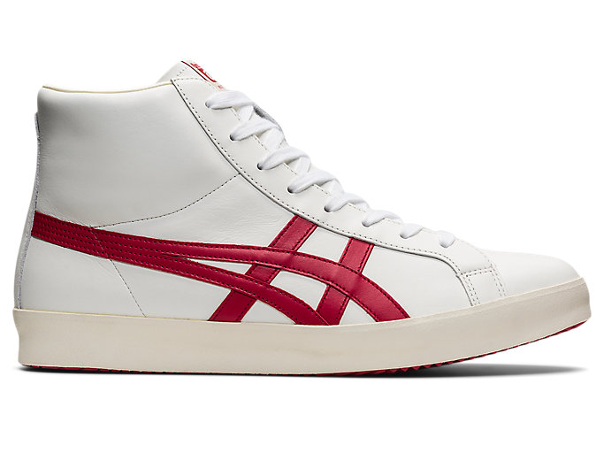 Alternative image view of FABRE HI NM, White/Classic Red