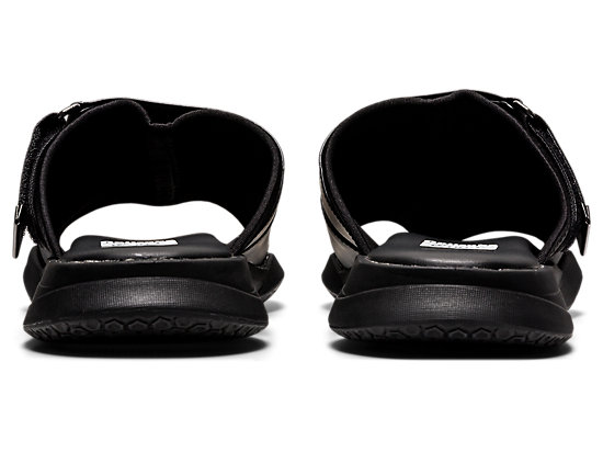 OHBORI SLIDER BLACK/WHITE