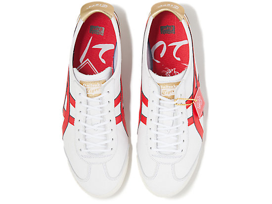 MEXICO 66 WHITE/CLASSIC RED