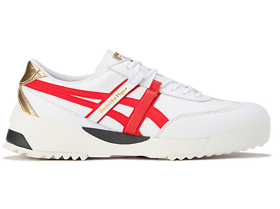 DELEGATION EX WHITE/CLASSIC RED