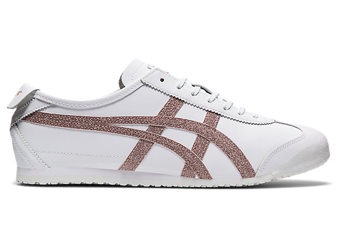 Alternative image view of MEXICO 66, White/Rose Gold