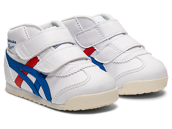 MEXICO MID-RUNNER TS WHITE/DIRECTOIRE BLUE