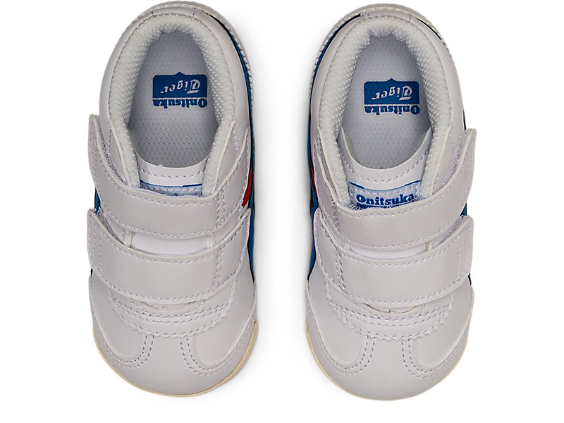 MEXICO MID-RUNNER TS WHITE/DIRECTOIRE BLUE 21 TP