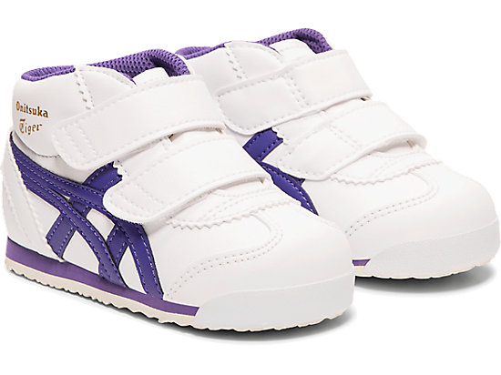 MEXICO MID-RUNNER TS WHITE/VIOLET