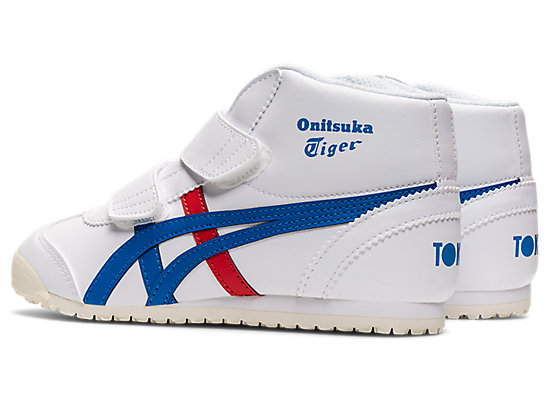 MEXICO MID-RUNNER PS WHITE/DIRECTOIRE BLUE