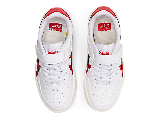 GSM PS WHITE/CLASSIC RED