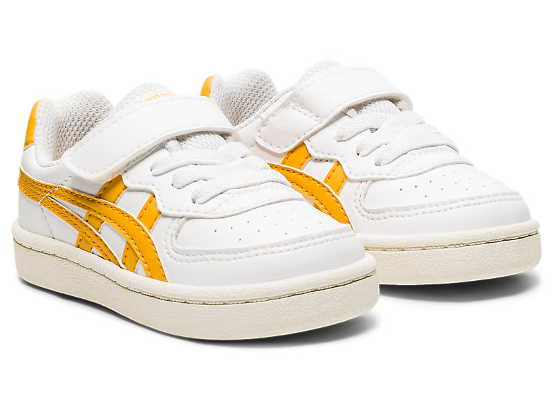 GSM TS WHITE/TIGER YELLOW 5 FR