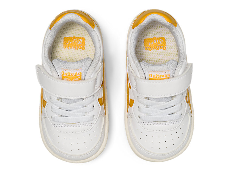 GSM TS WHITE/TIGER YELLOW 21 TP