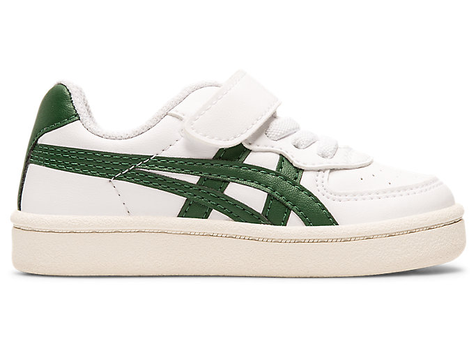 Alternative image view of GSM TS, White/Hunter Green