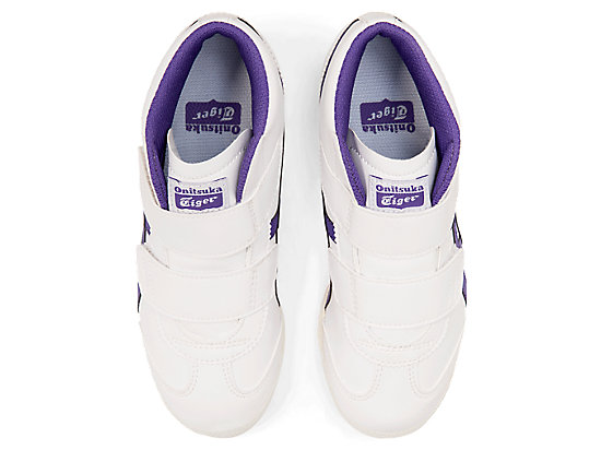 MEXICO MID-RUNNER PS WHITE/VIOLET