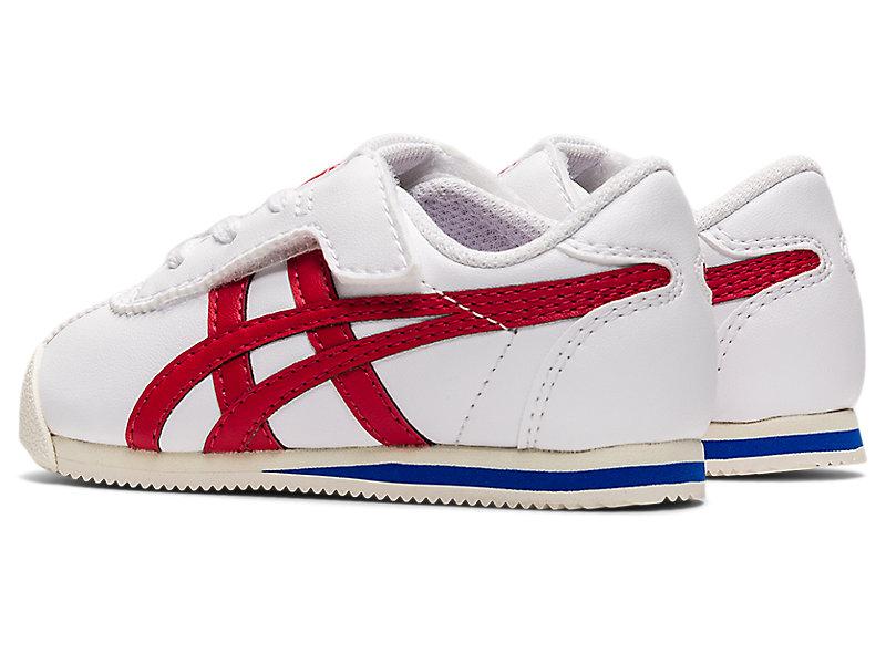 TIGER CORSAIR TS WHITE/CLASSIC RED 9 FL
