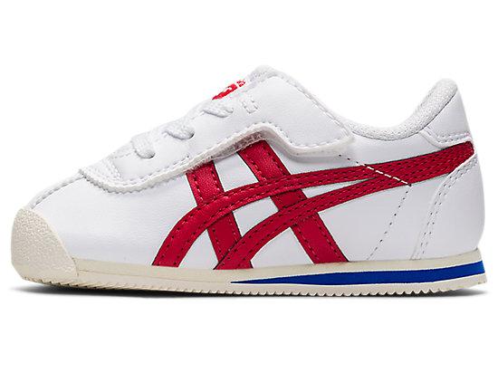 TIGER CORSAIR TS WHITE/CLASSIC RED