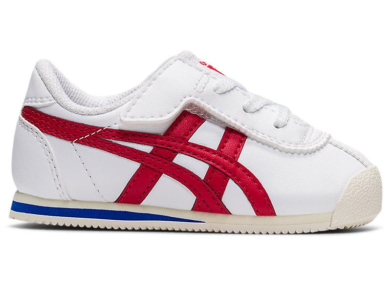 TIGER CORSAIR TS WHITE/CLASSIC RED 1 RT