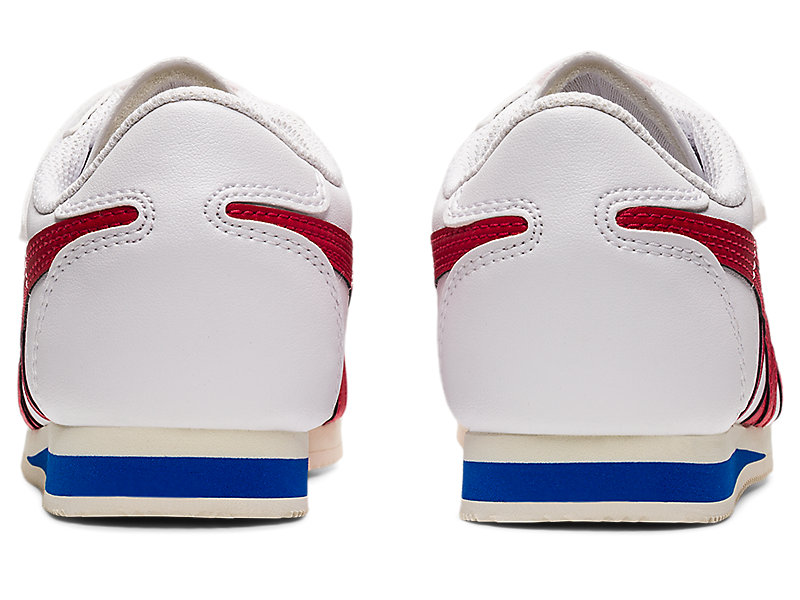TIGER CORSAIR PS WHITE/CLASSIC RED 25 BK