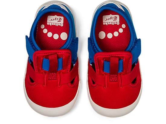 MEXICO 66 TS SANDAL CLASSIC RED/DIRECTOIRE BLUE