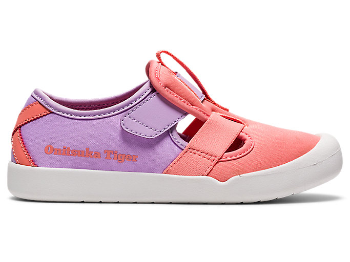 Alternative image view of KIDS MEXICO 66 SANDAL PS, Guava/Lilac Tech