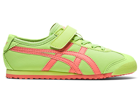 MEXICO 66 PS LIME GREEN/GUAVA