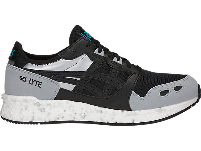 Alternative image view of HYPERGEL-LYTE, BLACK/BLACK