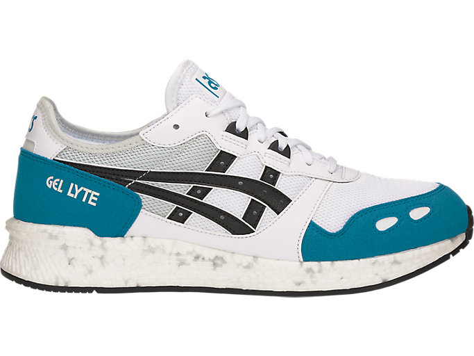 Alternative image view of HyperGEL-LYTE, WHITE/TEAL BLUE