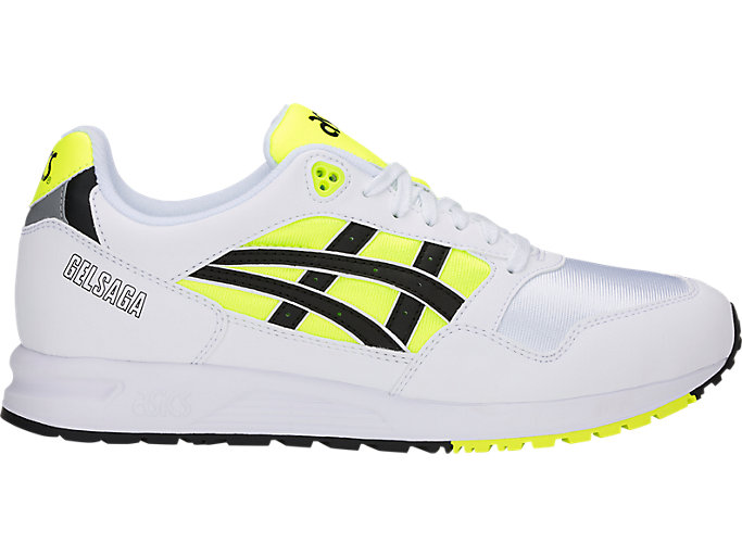 Alternative image view of GELSAGA, SAFETY YELLOW/BLACK