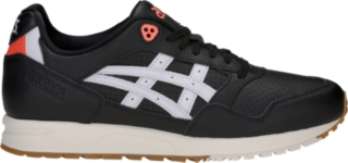 asics leather walking shoes mens 80