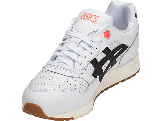 GEL-SAGA WHITE/BLACK