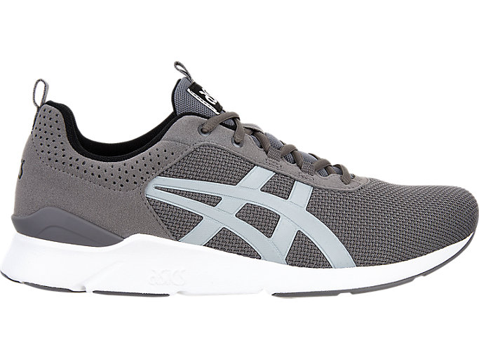 Right side view of GEL-LYTE RUNNER, CARBON/MID GREY