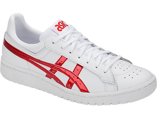 GEL-PTG WHITE/CLASSIC RED