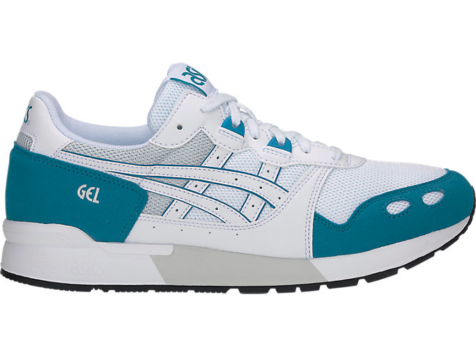 Alternative image view of GEL-LYTE, White/Teal Blue