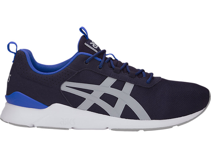 Right side view of GEL-LYTE RUNNER, MIDNIGHT/MID GREY