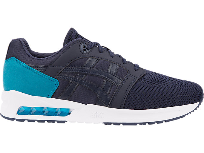 Alternative image view of GELSAGA SOU KNIT, MIDNIGHT/TEAL BLUE