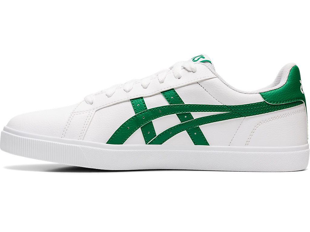 Unisex CLASSIC CT | White/Kale | Sportstyle | ASICS Outlet